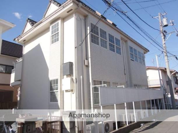 東京都狛江市、成城学園前駅徒歩19分の築28年 2階建の賃貸アパート