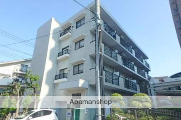 東京都狛江市、喜多見駅徒歩11分の築30年 4階建の賃貸マンション