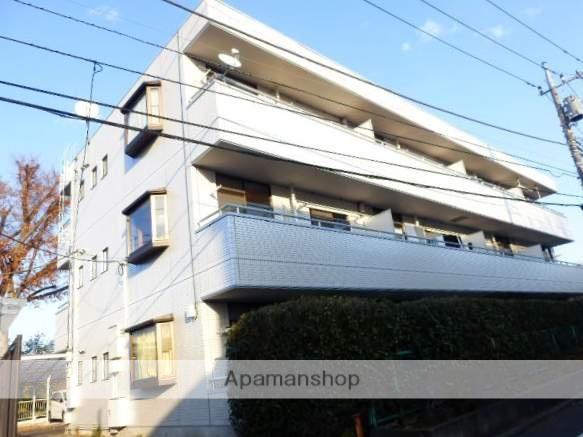 東京都狛江市、柴崎駅徒歩22分の築28年 3階建の賃貸マンション