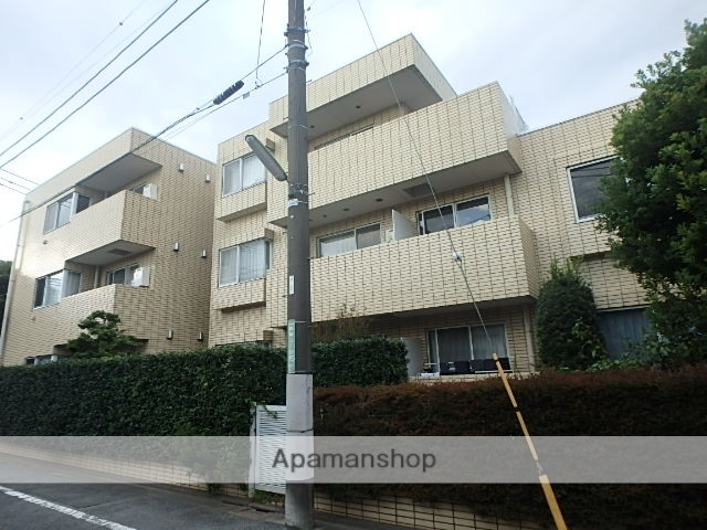 東京都世田谷区、祖師ヶ谷大蔵駅徒歩19分の築21年 3階建の賃貸マンション