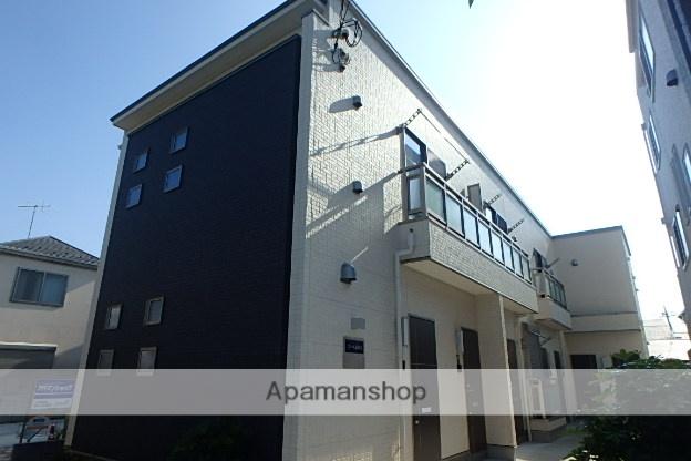 東京都世田谷区、千歳船橋駅徒歩16分の築1年 2階建の賃貸アパート