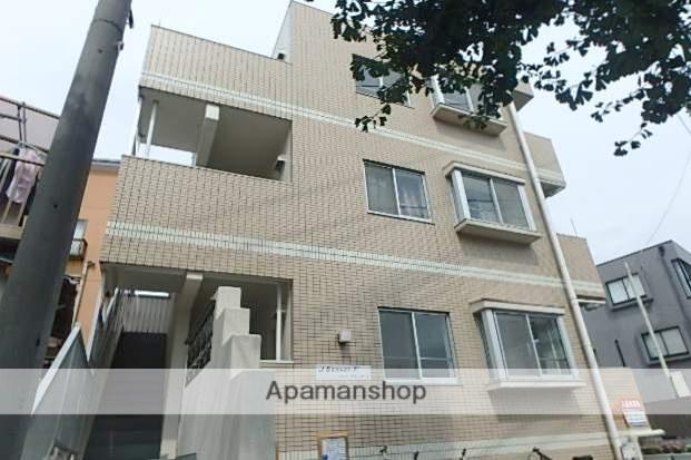 東京都狛江市、成城学園前駅徒歩16分の築27年 3階建の賃貸マンション