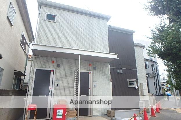 東京都狛江市、喜多見駅徒歩16分の新築 2階建の賃貸アパート