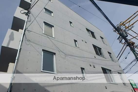 東京都世田谷区、祖師ヶ谷大蔵駅徒歩16分の新築 3階建の賃貸マンション