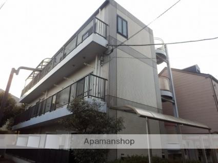 東京都狛江市、喜多見駅徒歩20分の築23年 3階建の賃貸マンション