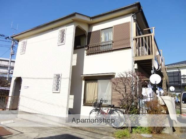 東京都世田谷区、成城学園前駅徒歩9分の築27年 2階建の賃貸アパート
