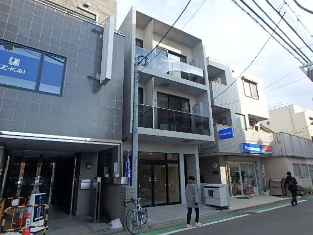 東京都世田谷区、千歳船橋駅徒歩20分の新築 3階建の賃貸マンション