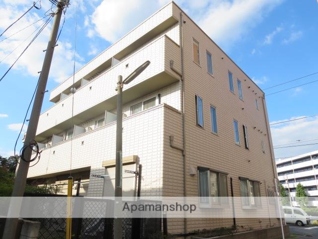 東京都世田谷区、経堂駅徒歩25分の築15年 3階建の賃貸マンション