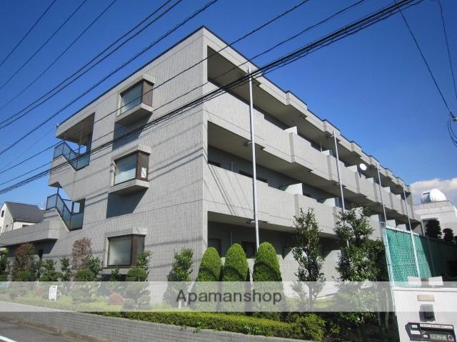 東京都世田谷区、祖師ヶ谷大蔵駅徒歩20分の築15年 3階建の賃貸マンション