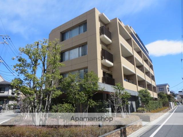 東京都世田谷区、経堂駅徒歩11分の築5年 6階建の賃貸マンション