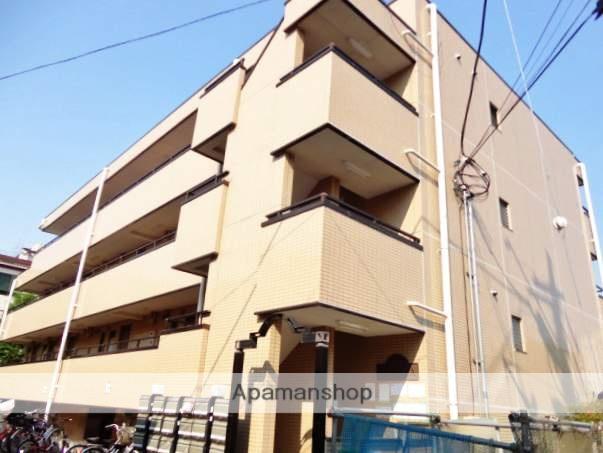 東京都狛江市、喜多見駅徒歩10分の築26年 3階建の賃貸マンション