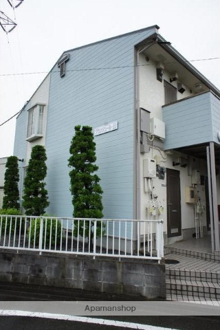 東京都狛江市、喜多見駅徒歩12分の築26年 2階建の賃貸アパート