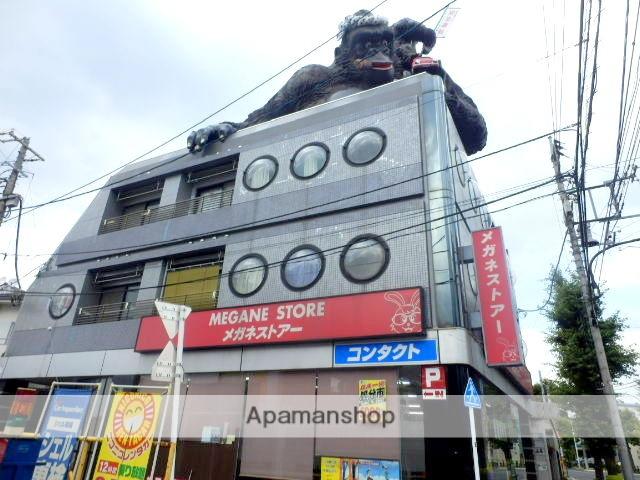 東京都狛江市、成城学園前駅徒歩15分の築27年 3階建の賃貸マンション