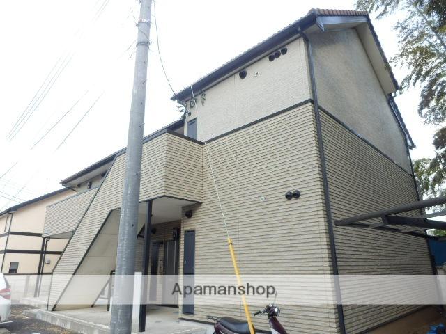 東京都狛江市、成城学園前駅徒歩23分の築13年 2階建の賃貸アパート