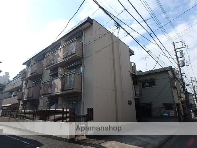 東京都江東区、亀戸駅徒歩6分の築29年 3階建の賃貸マンション