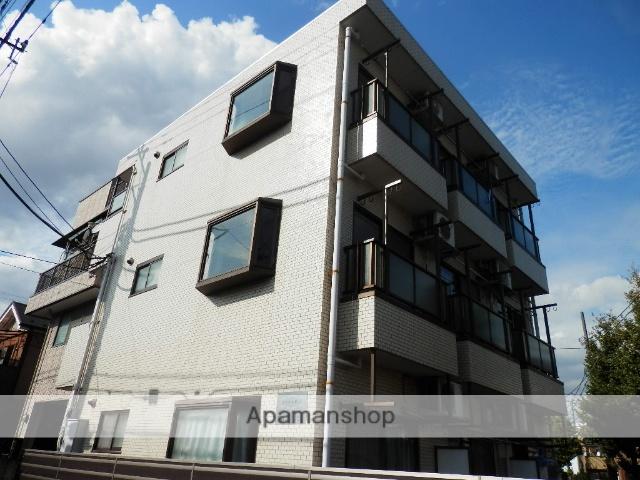 東京都江戸川区、東大島駅徒歩31分の築27年 3階建の賃貸マンション