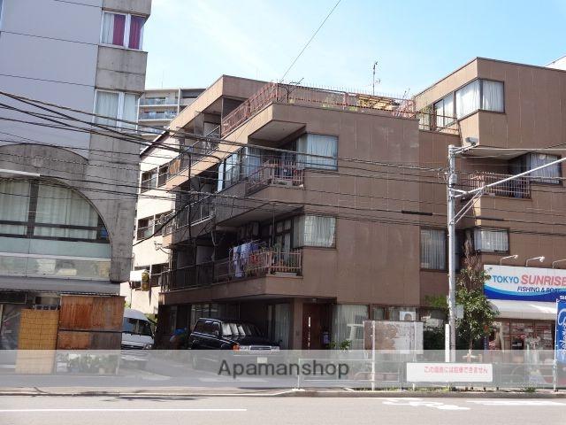 東京都江東区、南砂町駅徒歩19分の築35年 4階建の賃貸マンション