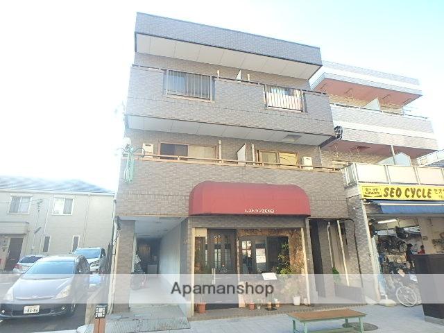 東京都江東区、亀戸駅徒歩8分の築19年 3階建の賃貸マンション