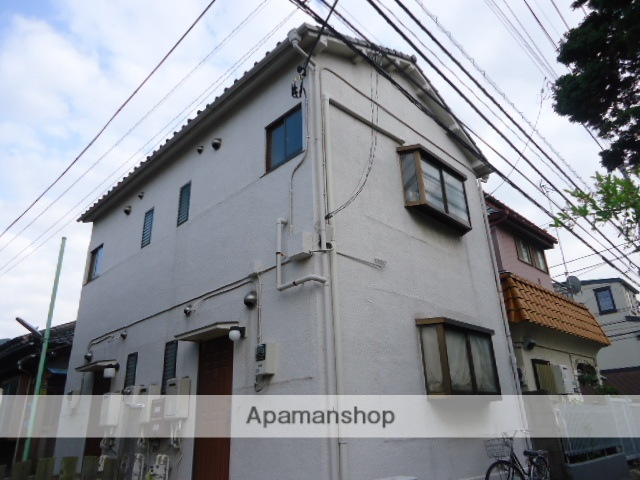 東京都江戸川区、平井駅徒歩11分の築20年 2階建の賃貸アパート