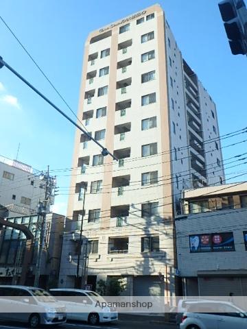 東京都江東区、東あずま駅徒歩11分の築12年 11階建の賃貸マンション