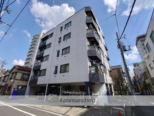 東京都台東区、浅草駅徒歩13分の築28年 8階建の賃貸マンション