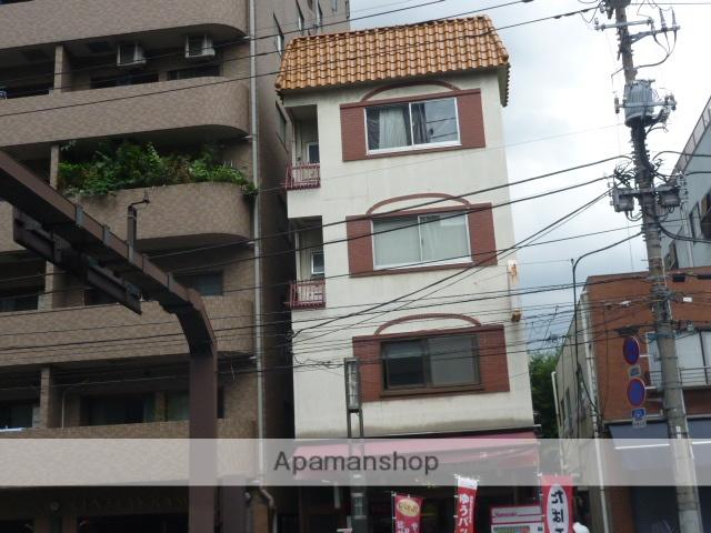 東京都江東区、亀戸駅徒歩8分の築39年 4階建の賃貸マンション