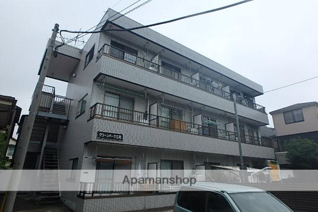 東京都墨田区、小村井駅徒歩5分の築23年 3階建の賃貸マンション
