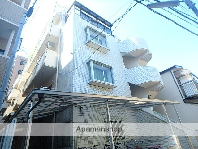 東京都台東区、鶯谷駅徒歩10分の築29年 5階建の賃貸マンション