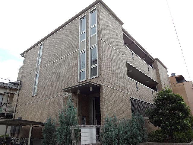 東京都江東区、西大島駅徒歩23分の築8年 2階建の賃貸アパート