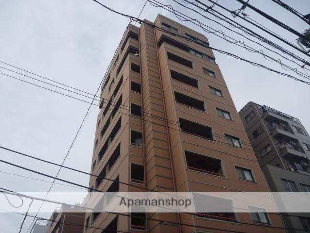 東京都江東区、錦糸町駅徒歩12分の築21年 10階建の賃貸マンション