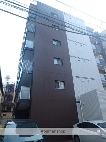 東京都江東区、亀戸駅徒歩13分の築1年 6階建の賃貸マンション