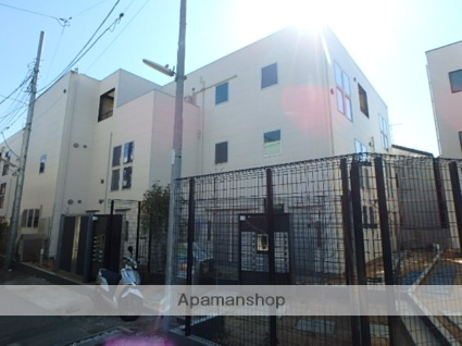 東京都江東区、亀戸駅徒歩7分の新築 3階建の賃貸アパート