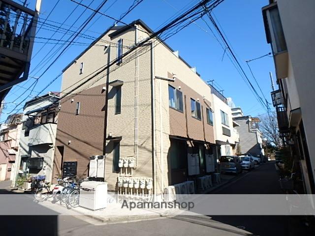 東京都江東区、西大島駅徒歩21分の築2年 3階建の賃貸アパート