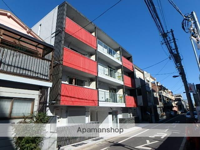 東京都江東区、錦糸町駅徒歩9分の新築 4階建の賃貸マンション