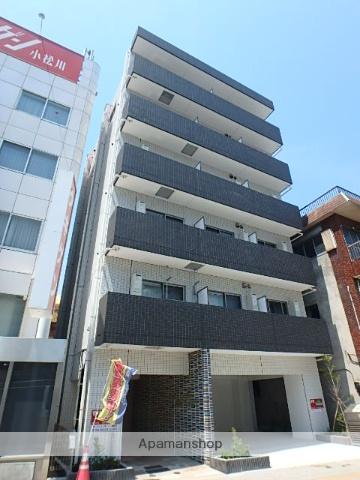 東京都江戸川区、平井駅徒歩16分の新築 6階建の賃貸マンション