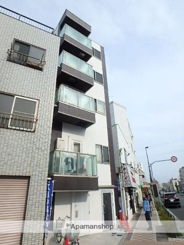 東京都墨田区、小村井駅徒歩2分の新築 5階建の賃貸マンション