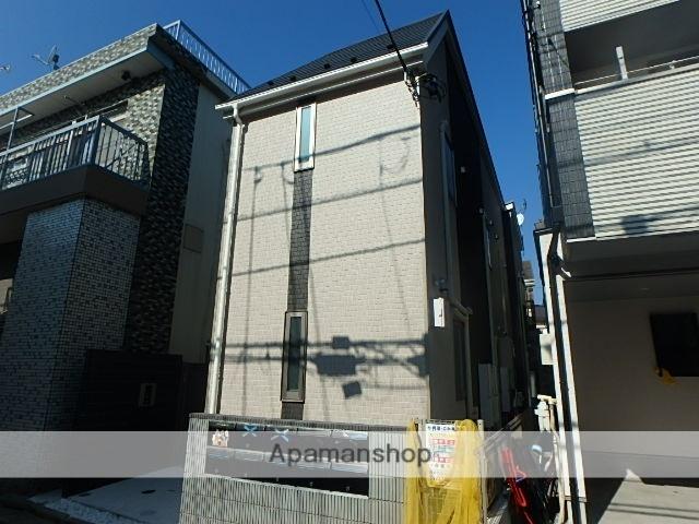 東京都江東区、大島駅徒歩12分の新築 2階建の賃貸アパート