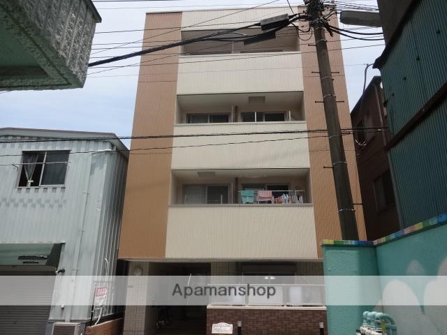 東京都墨田区、小村井駅徒歩8分の築5年 4階建の賃貸マンション