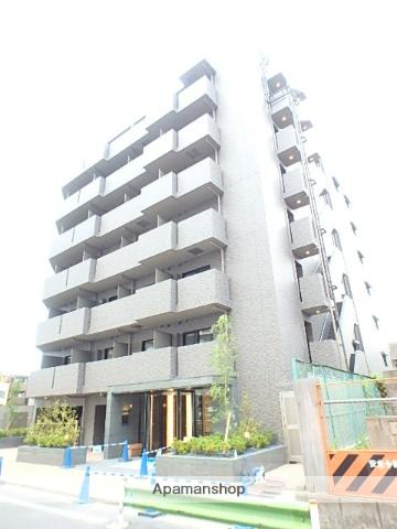 東京都江東区、西大島駅徒歩20分の新築 8階建の賃貸マンション