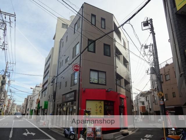 東京都墨田区、亀戸駅徒歩22分の築18年 4階建の賃貸マンション