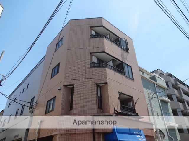 東京都江戸川区、一之江駅徒歩25分の築25年 4階建の賃貸マンション