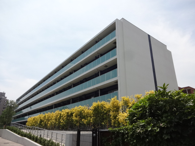 東京都江東区、住吉駅徒歩12分の築4年 5階建の賃貸マンション