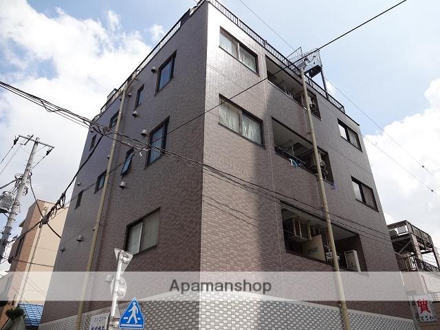 東京都江戸川区、平井駅徒歩5分の築18年 5階建の賃貸マンション