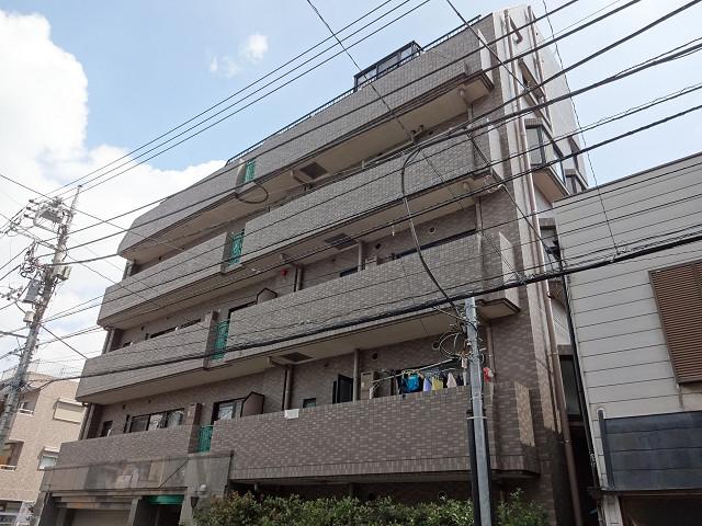 東京都江戸川区、平井駅徒歩5分の築15年 6階建の賃貸マンション