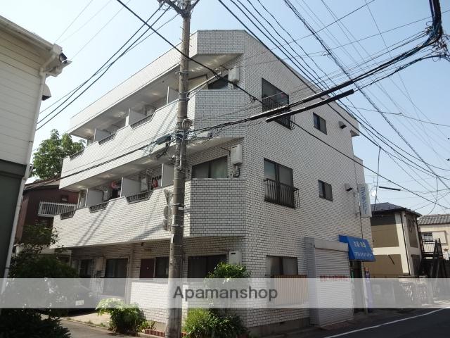 東京都江戸川区、亀戸駅徒歩23分の築31年 3階建の賃貸マンション