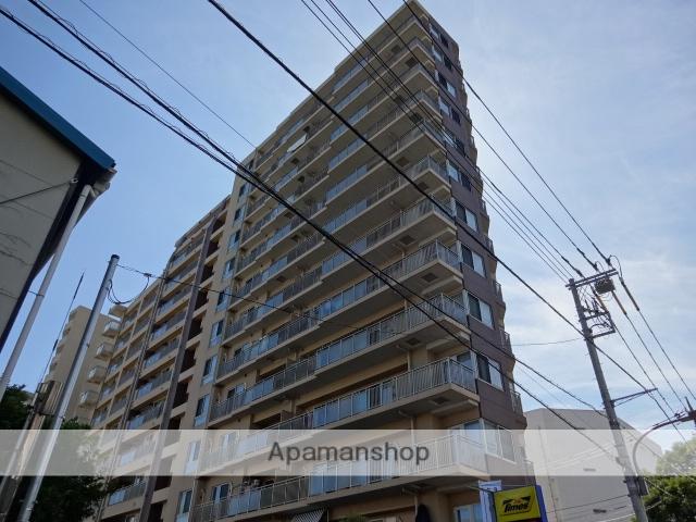 東京都江東区、住吉駅徒歩17分の築11年 13階建の賃貸マンション