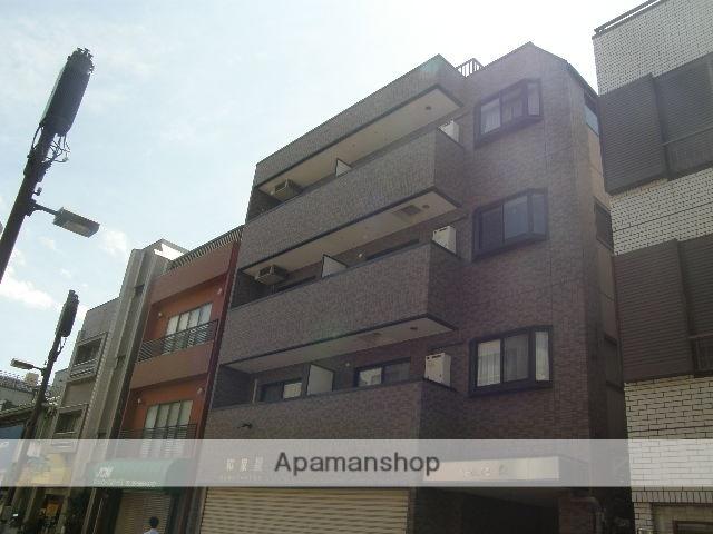 東京都江戸川区、平井駅徒歩11分の築17年 4階建の賃貸マンション