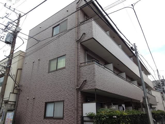 東京都江東区、西大島駅徒歩20分の築17年 3階建の賃貸マンション