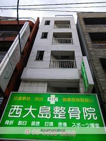 東京都江東区、亀戸駅徒歩12分の築13年 5階建の賃貸マンション