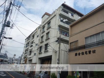 東京都江東区、錦糸町駅徒歩15分の築38年 5階建の賃貸マンション